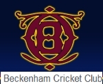 Logo for Beckenham Cricket Club