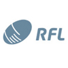 Logo for The Rugby Football League
